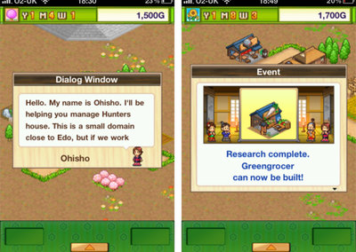 APP OF THE DAY: Oh! Edo Towns review (iOS)