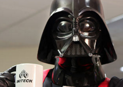 Char Wars: Darth Vader Star Wars coffee from the Dark Side