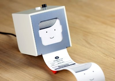 Berg Little Printer aims to make printing fun again