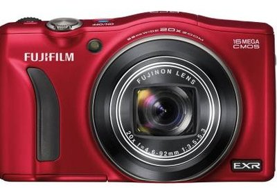 Fujifilm FinePix F770EXR and F750EXR superzoom compacts announced