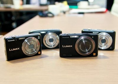 Panasonic SZ1 and SZ7 cameras take TZ range stylish