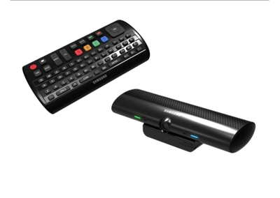 Samsung InTouch brings Skype and Internet to your TV