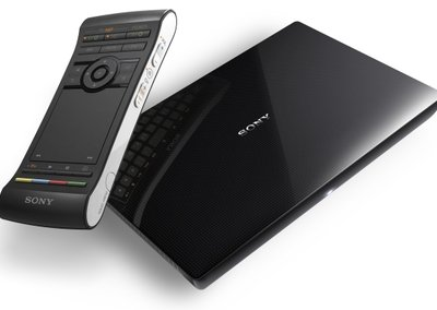 Sony Google TV plans include NSZ-GS7 network media player and NSZ-GP9 Blu-ray deck
