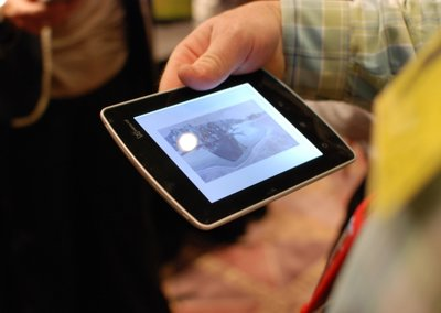 Kyobo eReader pictures and hands-on