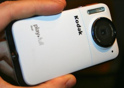Kodak Playfull Dual Wi-Fi camera combines 12MP stills and HD video