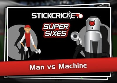APP OF THE DAY: Stick Cricket Super Sixes review (iPad)
