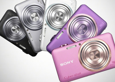 Sony Cyber-shot WX70 and WX50 cameras coming March