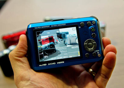 Panasonic DMC-FT4 pictures and hands-on