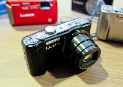 Panasonic Lumix TZ30 pictures and hands-on