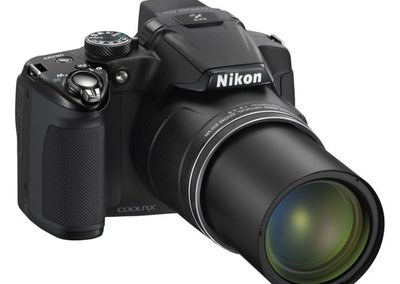 Nikon Coolpix P510 boasts 42x optical zoom, becomes nosy parker's new best friend