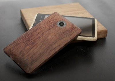 Bamboo ADzero phone shoots in