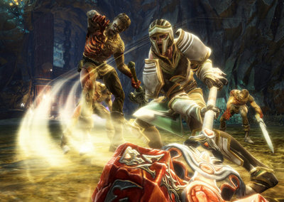 Kingdoms of Amalur: Reckoning confirmed to be prequel to MMO