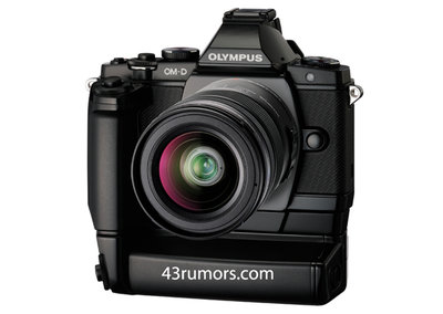 More Olympus OM-D pictures leaked... by Amazon