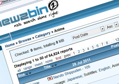 TalkTalk ordered to block pirate site Newzbin 2