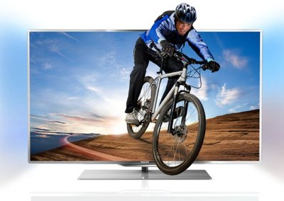 Dual-view gaming with Philips 2012 TV line-up
