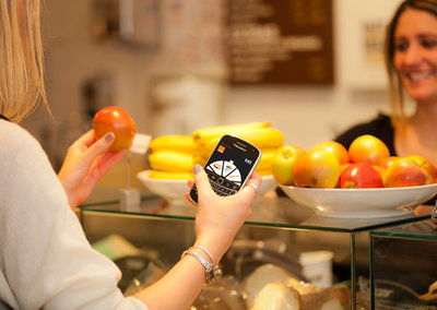 Orange partners with Eat for NFC Quick Tap Treats
