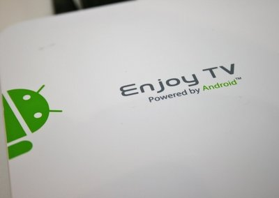 Android Enjoy TV Nano2 ATV500 pictures and hands-on