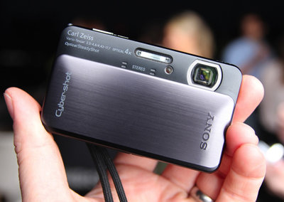 Sony Cyber-shot TX20 pictures and hands-on