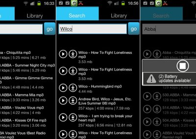 APP OF THE DAY: 4shared Music Download review (Android)