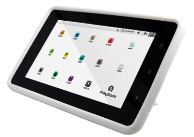 PlayBase+: The world's first anti-bacterial tablet