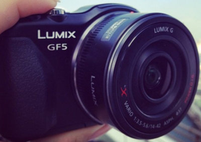 Panasonic GF5 leaked before official launch