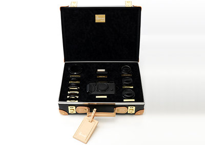 Globe-Trotter Fujifilm X-Pro1 case is Harrods exclusive