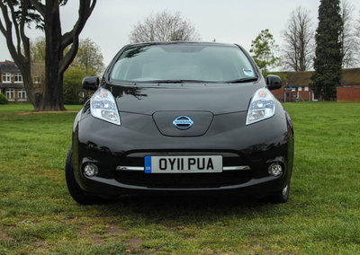 7 days living with ... the Nissan Leaf