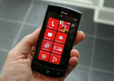 Not so fast: LG not ditching Windows Phone 7