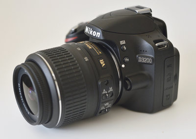 Nikon D3200: The first sample images