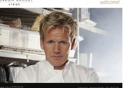 Gordon Ramsay to use iPad Wine List in his Las Vegas restaurant