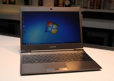 Toshiba Portege Z930 pictures and hands-on