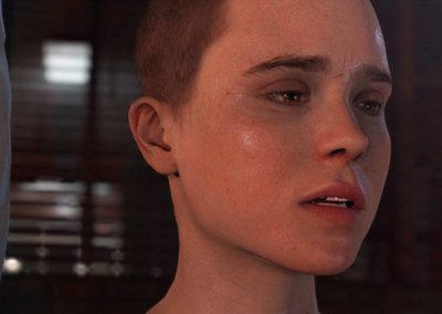 Quantic Dream's Beyond: Two Souls trailer staring Ellen Page blurs lines between games and movies more than ever