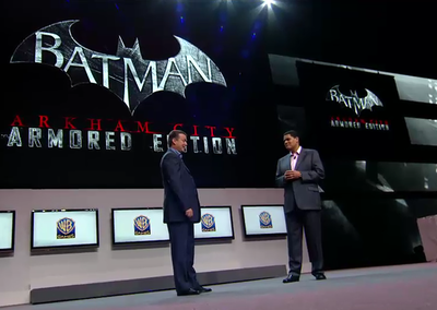 Batman Arkham City: Armored Edition for Wii U