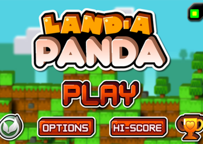 APP OF THE DAY: Land-a Panda (iOS / Android)
