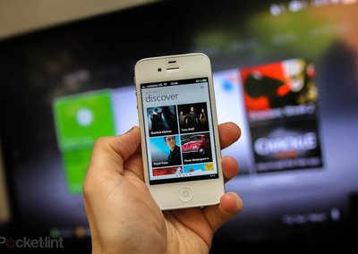 Xbox Companion for iPhone pictures and hands-on