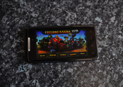 APP OF THE DAY: Fieldrunners HD review (Android)