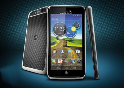 Motorola Atrix HD: 4.5-inch screen, Kevlar backed, but only 8.4mm thick