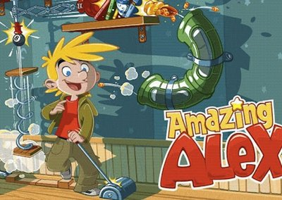 Rovio's Amazing Alex game comes out to play, could it be the new Angry Birds?