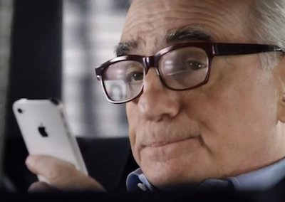 Martin Scorsese stars in latest Siri ad for the iPhone 4S (video)