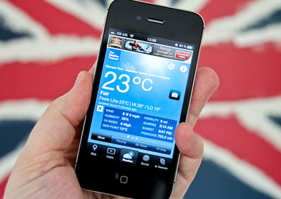 The Weather Channel provides pinpoint forecasts for the 36 London Olympics venues