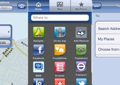 APP OF THE DAY: Telmap Navigator review (BlackBerry)