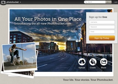 Photobucket adds Stories feature for photos and video with website redesign
