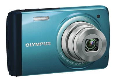 Olympus VH-410 touchscreen-controlled compact camera