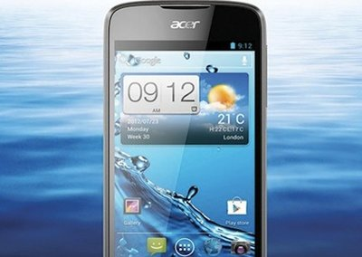 Acer Liquid Gallant Duo available for under £150