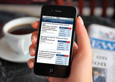 Avoid cowboys and rogue traders with the Checkatrade app for iOS