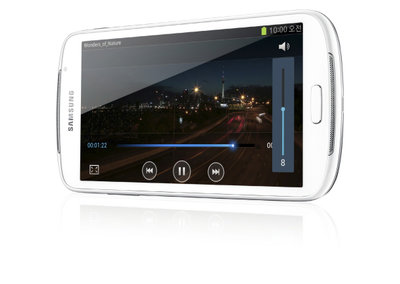 Samsung Galaxy Player 5.8: Small tablet or giant MP3 player?