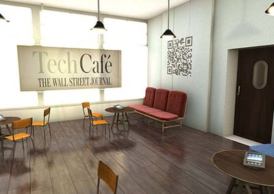 Wall Street Journal to set up Tech Cafe in London for three days of public seminars