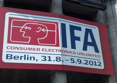 Hottest gadgets at IFA 2012