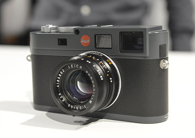 Leica M-E pictures and hands-on