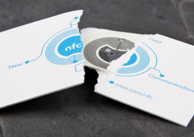 Moo adds NFC to business cards, Patrick Bateman get ready to be jealous